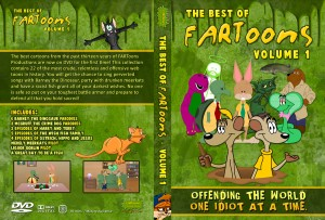 The Best of FARToons DVD