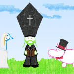 Ostrich, Hippo & Jesus on Grass: Tha After Skool Special